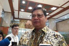 Airlangga Hartarto Sebut Kader Golkar Siap jika Diminta Jadi Menteri