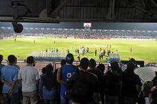Suasana Tak Kondusif, Konferensi Pers Persela Vs Borneo Ditiadakan