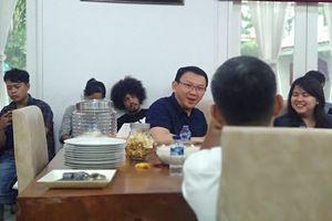 Ahok Komentari Keputusan Anies Terbitkan IMB Pulau Reklamasi