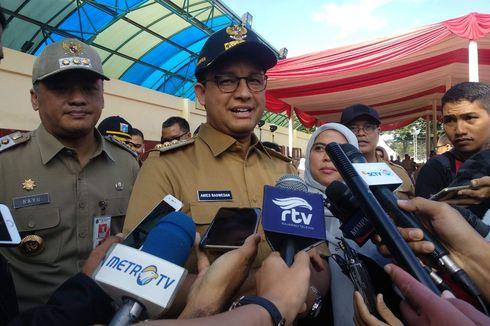 Anies: Palyja Tidak Kooperatif untuk Penyediaan Air Warga Jakarta!