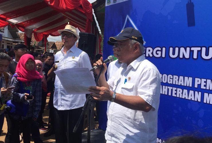 Basuki: Hampir 100 Persen Kasus Stunting karena Kualitas Air Rendah