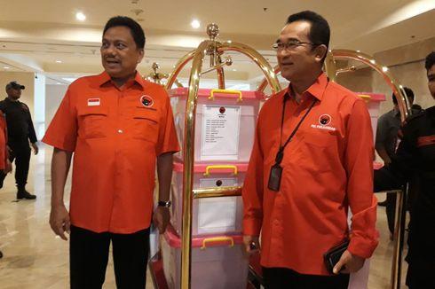 PDI-P Laporkan Dana Kampanye Pemilu Rp 345 Miliar