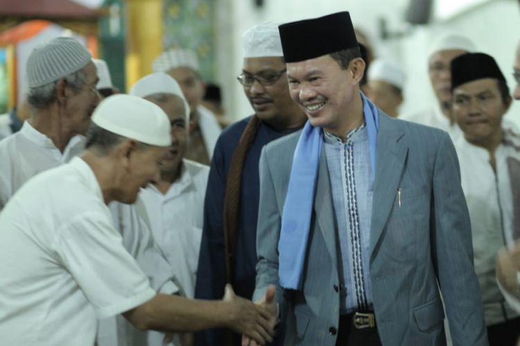 Calon Walikota Palembang Harnojoyo