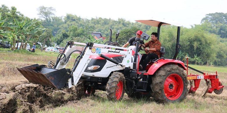 Program Serasi Jadi Strategi Kementan Tingkatkan Hasil Pertanian