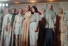 Hujan dan Laut dalam Koleksi Busana Muslim 'KAMI'