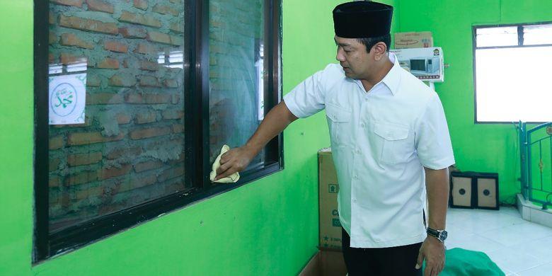 Wali Kota Semarang ajak Go-Clean jadi Mitra Bersih-bersih Masjid