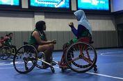 Timnas Basket Kursi Roda Putri Indonesia Ikut Turnamen di Thailand