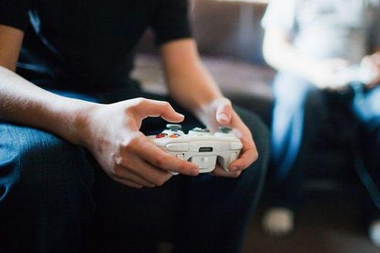 Ilustrasi video game