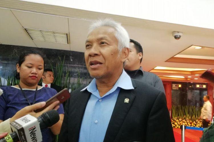 Wakil Ketua Dewan Perwakilan Rakyat (DPR) Agus Hermanto