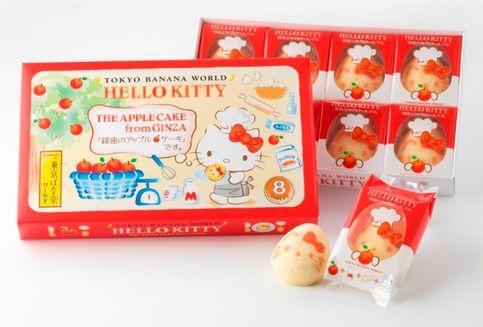 """Bikin """"Gemes"""", Ada Tokyo Banana Versi Hello Kitty!"""