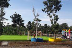 Pemprov Banten Sulap Kawasan Kumuh di Kabupaten Lebak Jadi RTH