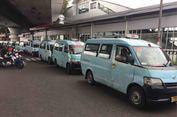 Sopir Angkot Tanah Abang Mogok Lagi, Tuntut Jalan Jatibaru Dibuka