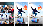 Instagram Stories Kini Bisa 'Upload' 10 Foto dan Video Sekaligus