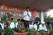 Forum Silaturahmi Masyarakat Magelang Doa Bersama untuk Dukung Ganjar-Yasin