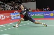 Jadwal Perempat Final Swiss Open, Anthony Ginting Lawan Lin Dan