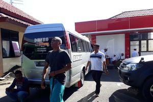 Bawa Molotov, 3 Mobil Elf Rombongan Peserta Aksi 22 Mei Diamankan Polisi