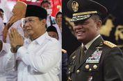 Cerita Gatot Nurmantyo Duduk Bersebelahan dengan Prabowo di HUT Kopassus