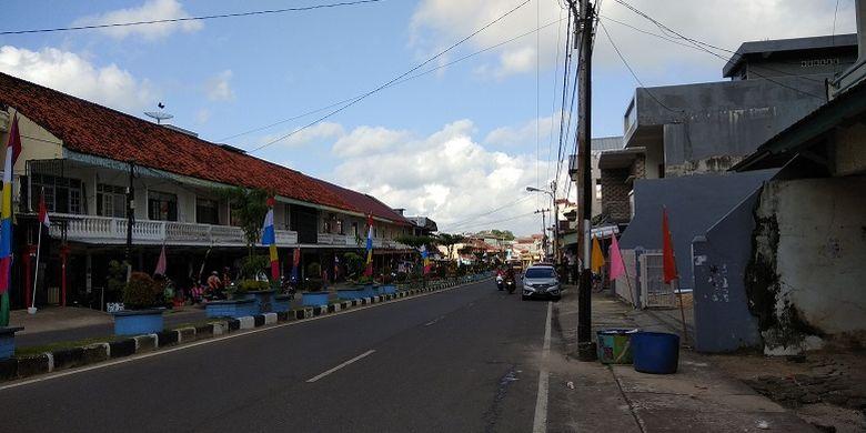Jalan Raya Jenderal Soedirman, Toboali, Bangka Selatan.