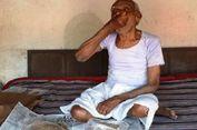 Setiap Hari Selama 40 Tahun, Pria Uzur Ini 'Ngemil' 500 Gram Pasir