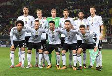 Timnas Jerman, Kedalaman Skuad Jadi Kunci Pertahankan Gelar