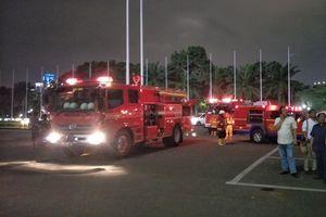 Bantah Kebakaran, Setjen Sebut akibat Asap dari Alat Dekat Ruang Fahri Hamzah