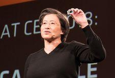 AMD Rilis Chip Ryzen Paduan Arsitektur Zen dan Grafis Vega