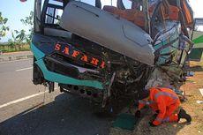 Detik-detik Penumpang Serang Sopir Bus Safari yang Sebabkan 12 Orang Tewas di Tol Cipali
