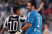 Buffon Absen ketika Juventus Jamu Inter Milan