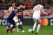Celta Vigo Sanggup Imbangi Kegarangan Messi-Suarez