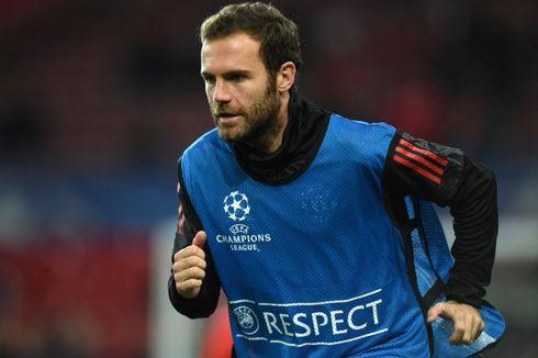 Diskusi Panjang, Man United Dikabarkan Perpanjang Kontrak Juan Mata