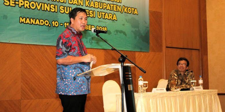 Wagub Sulut Minta Pemda Cermati Implementasi SAKIP