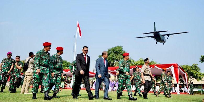 DPR: Koopssus TNI Harus Mampu Menjaga Kedaulatan Cyber Indonesia