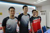 Indonesia Open 2019, Ahsan/Hendra Akui Kecepatan dan Kekuatan Marcus/Kevin