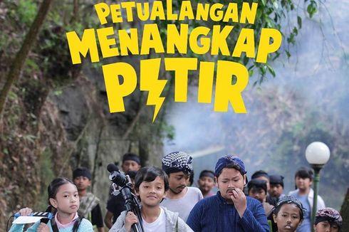 Trailer Seru Petulangan Menangkap Petir