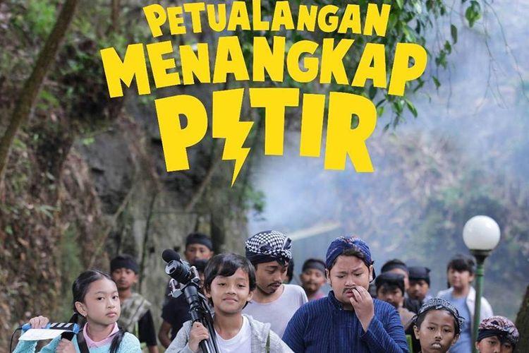 Film anak Petualangan Menangkap Petir
