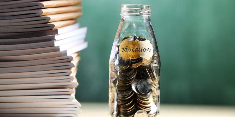Salah satu cara untuk menghadapi biaya pendidikan yang semakin mahal adalah dengan investasi deposito