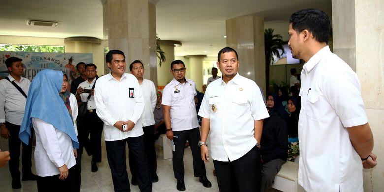 PJ Wali Kota Makassar Bakal Sulap Toilet Anjungan Losari Jadi Instagramable