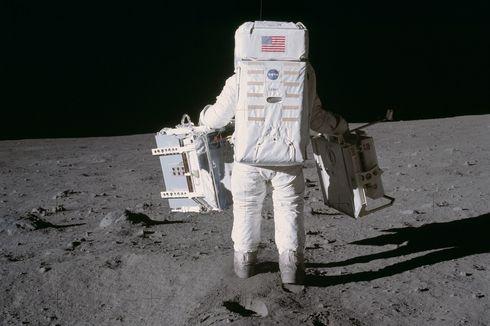 50 Tahun Peluncuran Apollo 11 ke Bulan, Simak Sejarah dari 5 Foto Berikut