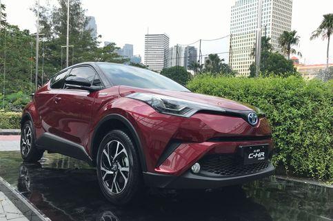 Peluang Toyota C-HR Hybrid Diproduksi di Indonesia