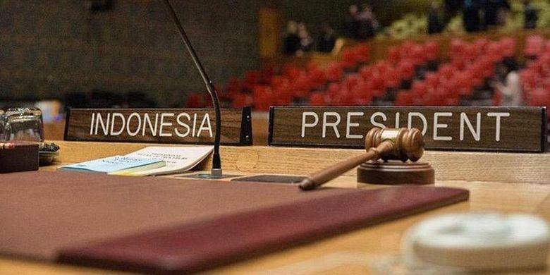 Ini Agenda Penting Indonesia selama Menjadi Presiden DK PBB