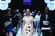 Mickey Mouse Jadi Inspirasi Koleksi Tenun Ikat Indonesia