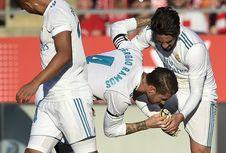 Isco-Sergio Ramos Bikin Suasana Ruang Ganti Real Madrid Jadi Panas