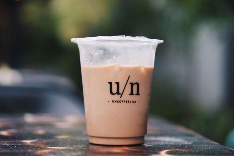 1000 minuman es kopi susu dibagikan ke pengunjung Uncoffeecial