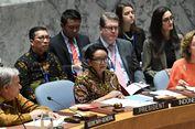 Pimpin Pertemuan DK PBB, Menlu Retno Angkat Isu Palestina