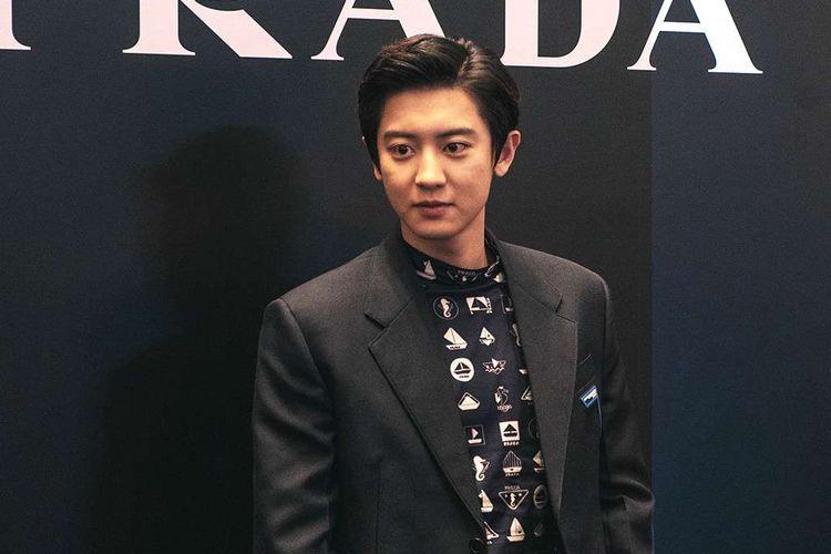 Park Chanyeol, salah satu member EXO.