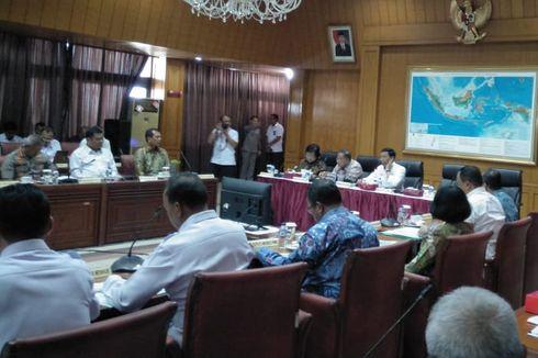 Puncak Kemarau September, Wiranto Ajak Menteri Terkait Serius Tangani Karhutla