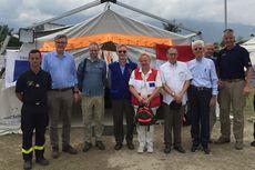 Bantuan Uni Eropa untuk Korban Gempa Sulteng Capai Rp 314 Miliar