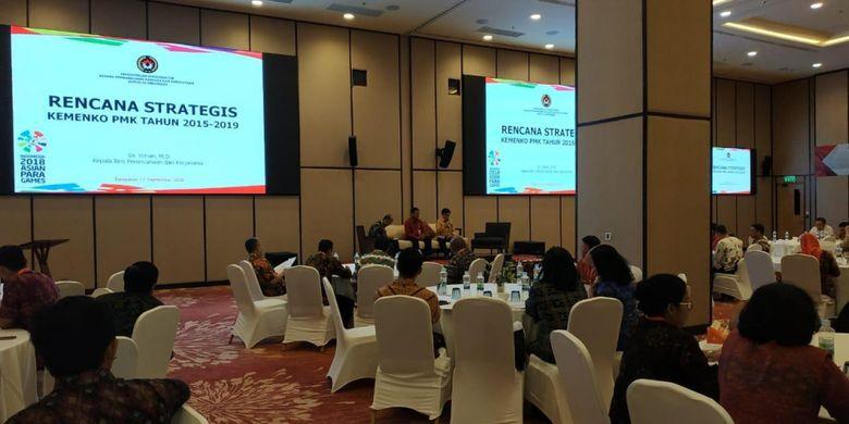 Gotong Royong Jadi Syarat Mutlak Pelaksanaan Pembangunan Pusat-Daerah