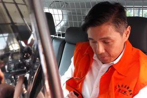 Seusai Menyerahkan Diri, Petinggi Tjokro Group Ditahan KPK