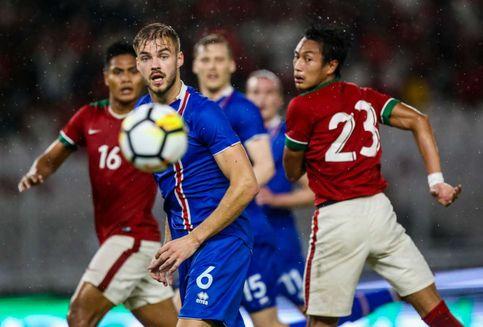 Posisi Indonesia pada Peringkat FIFA per Februari 2018 Tak Berubah